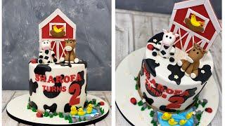 The Farm Cake   Animal Farm Cake