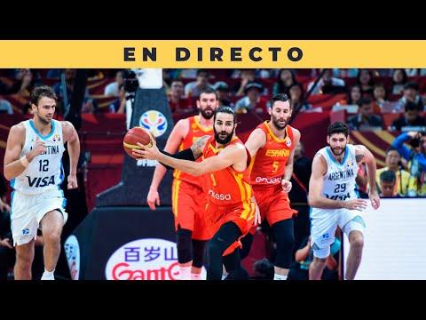 ARGENTINA - ESPAÑA EN DIRECTO | LA FINAL DEL MUNDIAL DE BASKET