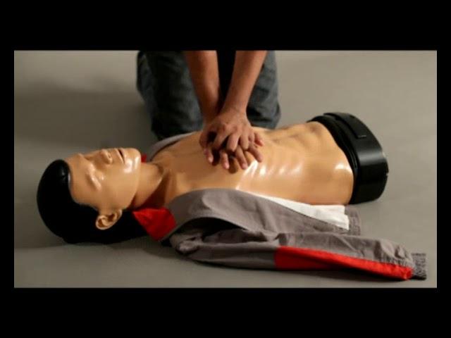 ALERT – Hands only CPR