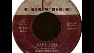 Andy Williams (Archie Bleyer Orch.)-Baby Doll (Cadence 1303, 1956)