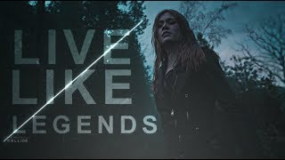 Shadowhunters- Live Like Legends