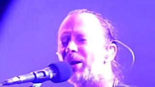 Radiohead Let Down Live Lollapalooza Music Festival Grant Park Chicago IL July 29 2016