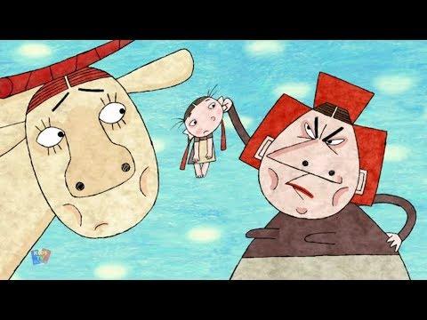 Крошечка-Хаврошечка   Русская сказка   мультк для детей   Kroshechka Khavroshechka   Kids Tv Russia