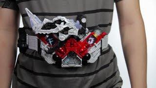 Fang Memory Demo - Kamen Rider W