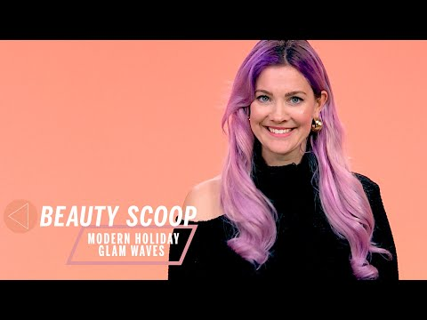 Sarah Potempa's Fave Winter Hairstyle Only Takes 10 Minutes | Beauty Scoop | Health