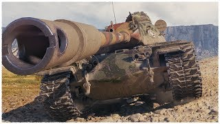 GREAT JOB • T110E5 • WoT Gameplay