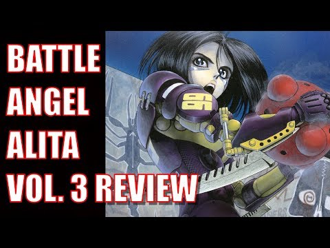 Battle Angel Alita Vol. 3 Review