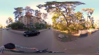 Велопрогулка по автодорогам пос.Коцюбинское (Коцюбинське)