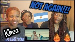 REACTION AL TRAP ARGENTINO ||  Khea   Loca Ft. Duki & Cazzu