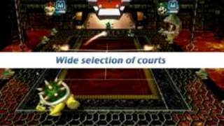 Minisatura de vídeo nº 1 de  Mario Power Tennis
