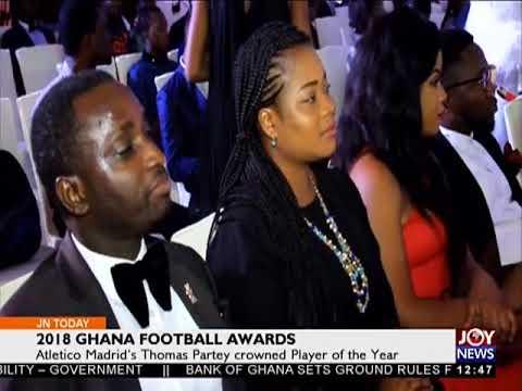 Ghana Football Dissolution - Joy Sports Today (9-7-18)