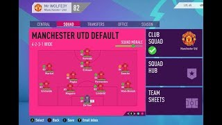 How to Rebuild Manchester United on FIFA 20 Career Mode and Get Instant Success