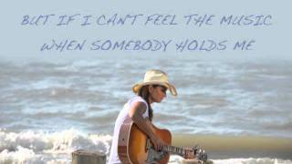 "Terri Clark: ""The One"" Lyric Video"