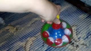 Юла с шариками для деток