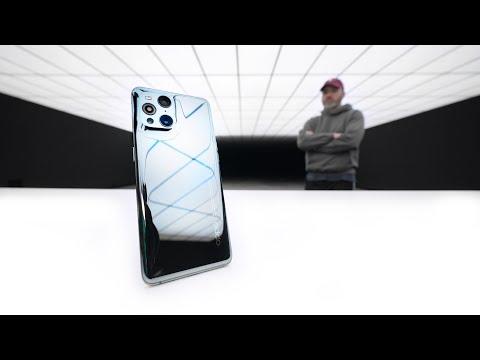 This New Smartphone is Like LIQUID Metal…