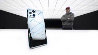 This New Smartphone is Like LIQUID Metal...