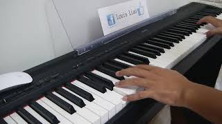 "Louis Liao 小潘潘 、小峰峰""學貓叫"" 鋼琴版"