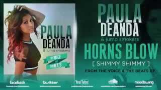"Paula DeAnda & Jump Smokers ""Horns Blow (Shimmy Shimmy)"""