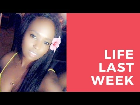 THIS HAIR THOUGH | WEEKLY VLOG | Nelly Mwangi