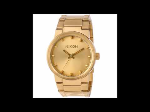 Gold Watches for Men 2015