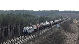 Niedzielny mix z Magistrali Węglowej | 20 pociągów | 12.03.17