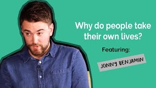 Why Do People Take Their Own Lives? ft. Jonny Benjamin | Voice Box | Childline