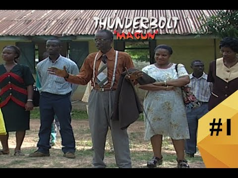 Thunderbolt #1 Tunde Kelani Yoruba Nollywood Movies 2016 New Release this week