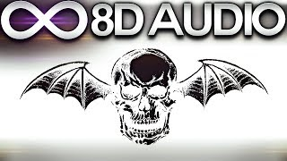 Avenged Sevenfold - A Little Piece of Heaven 🔊8D AUDIO🔊