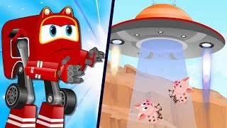 Super Car Baby Rikki on a Mission to Help Baby Cars | Kids Cartoon Song & rhymes