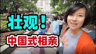 46 头一回知道 上海有这么相亲的 | 玉佛寺旅游大巴排长龙 | 海派文化上海老字号【上海shanghai】