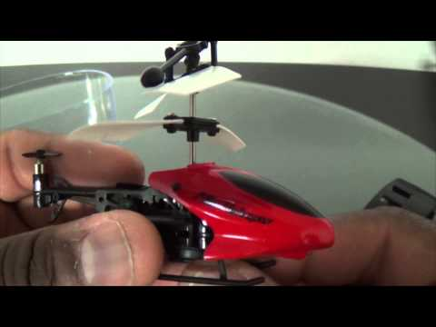 Lh-1211 Mini Helicopter Review and Indoor Flight