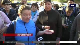 Уральские фельдшеры, санитары и водители скорой выпрашивают свою зарплату