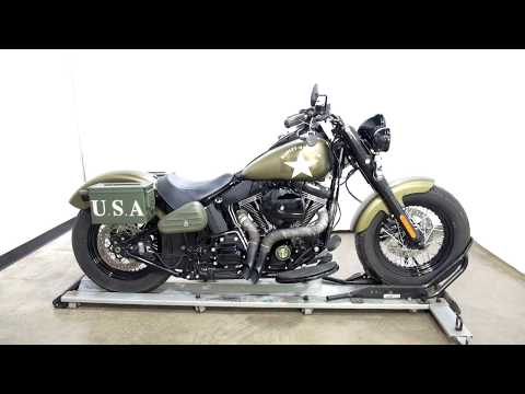 2016 Harley-Davidson Softail Slim® S in Eden Prairie, Minnesota - Video 1
