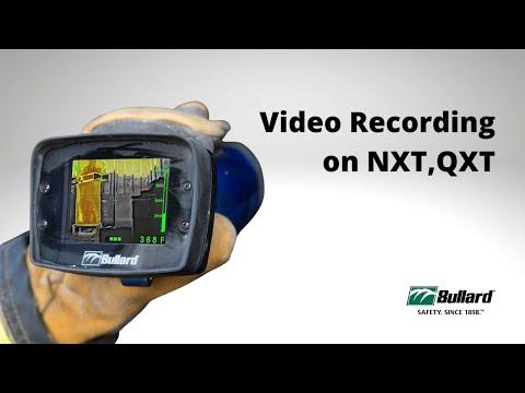 Bullard XT Series Thermal Imager DVR Operations