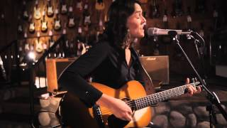 """Brandi Carlile """"Looking Out"""" At: Guitar Center"""