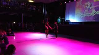Alex & Mathilda Open Show BRAZUKA Dance Festival Moscow 04 Nov 2018