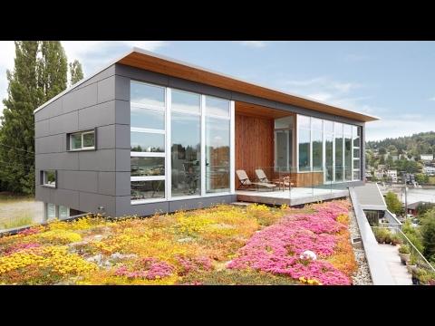 Doğa ile İç içe 12 Modern Ev