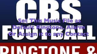 cbs college football theme song ringtone - मुफ्त