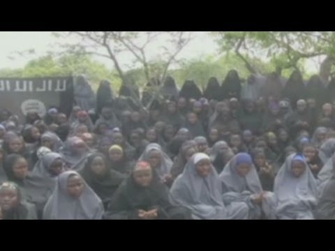 Video Allegedly Showing The Abducted Chibok Girls By Boko Haram