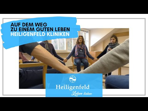 These physische Rehabilitation mit Hypertonie