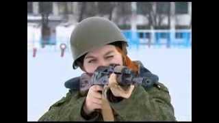 Военное обозрение (11.03.2014) Женщины и армия