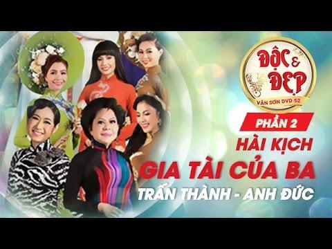Liveshow Vân Sơn 52 - Độc và Đẹp - Phần 2