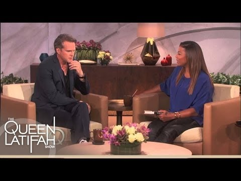 Cary Elwes Encounters a Presidential Fan | The Queen Latifah Show