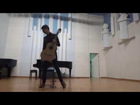 Музыкальное училище им.Гнесиных(Лига Гитаристов,14.10.19) видео