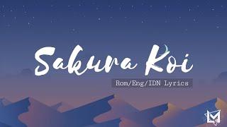 桜恋 Sakura Koi - Mosawo // Cover by Misaki (みさき) • ROM/ENG/IDN Lyrics
