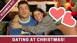 DATING IN LONDON (at Christmas!) | VLOGMAS DAY 17
