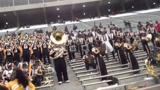 UAPB BAND - WE ARE THE CHAMPIONS 2012