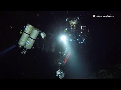 Κεφαλονιά: Εκπληκτικό video του δικτύου σπηλαίων Χιριδόνι – Σωτήρα στα Πουλάτα! (video)