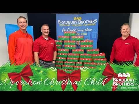 Caring for Our Community - Operation Christmas Child (2019)