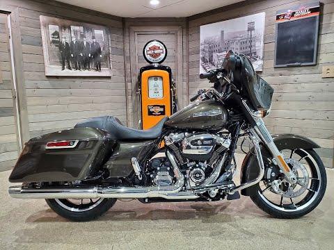 2021 Harley-Davidson Street Glide® in Kokomo, Indiana - Video 1